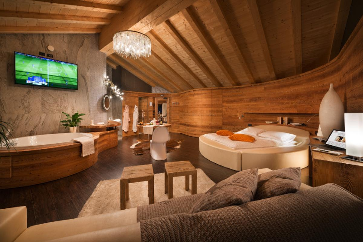 Spa Room Design Rooms Amp Suite Biviolife Livigno